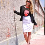 Koralline total look…