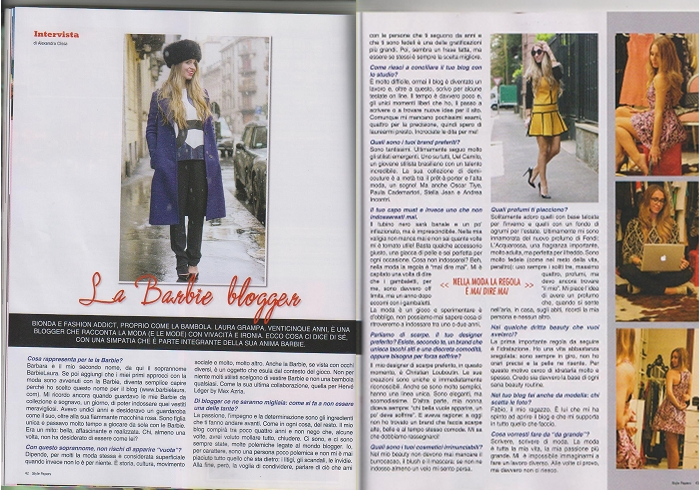 style papers intervista