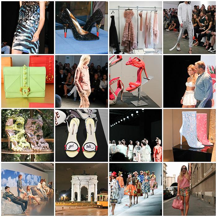 Samsung galaxynx fashion week