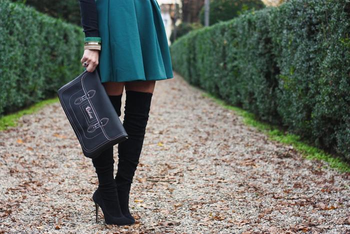 bakarà gigì bag outfit blogger