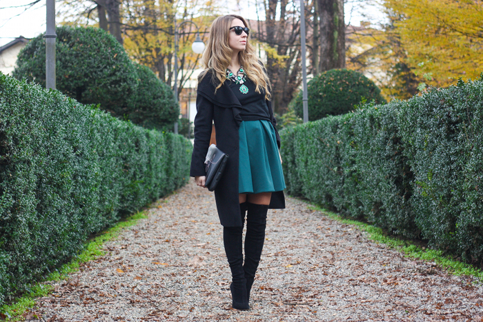 black boots outfit