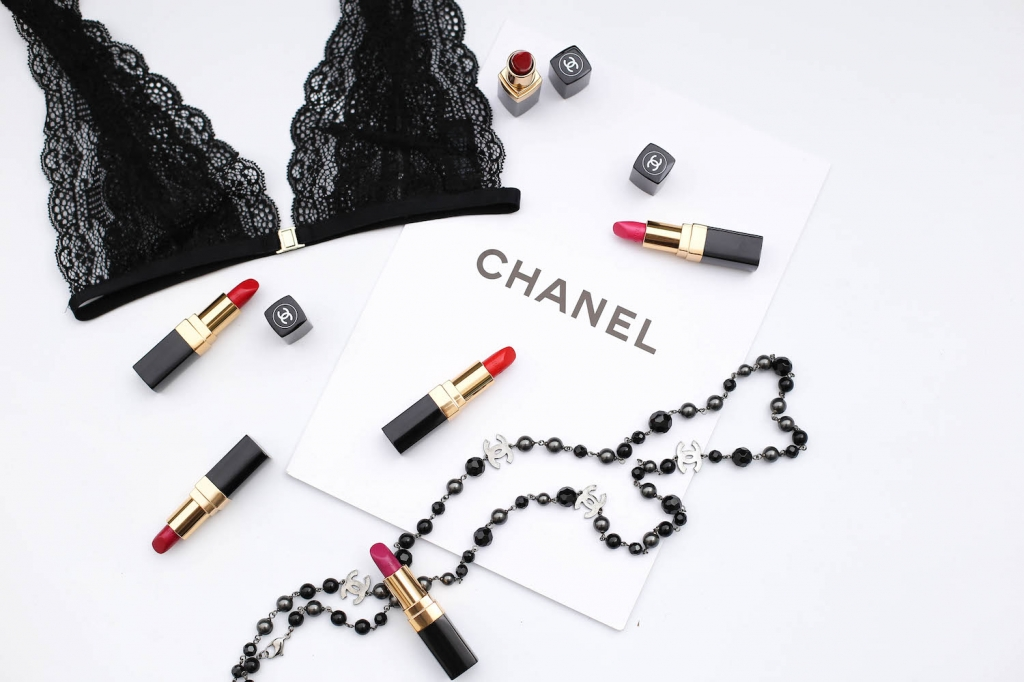 1790chanel rouge coco