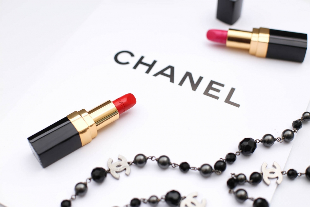 1798chanel rouge coco