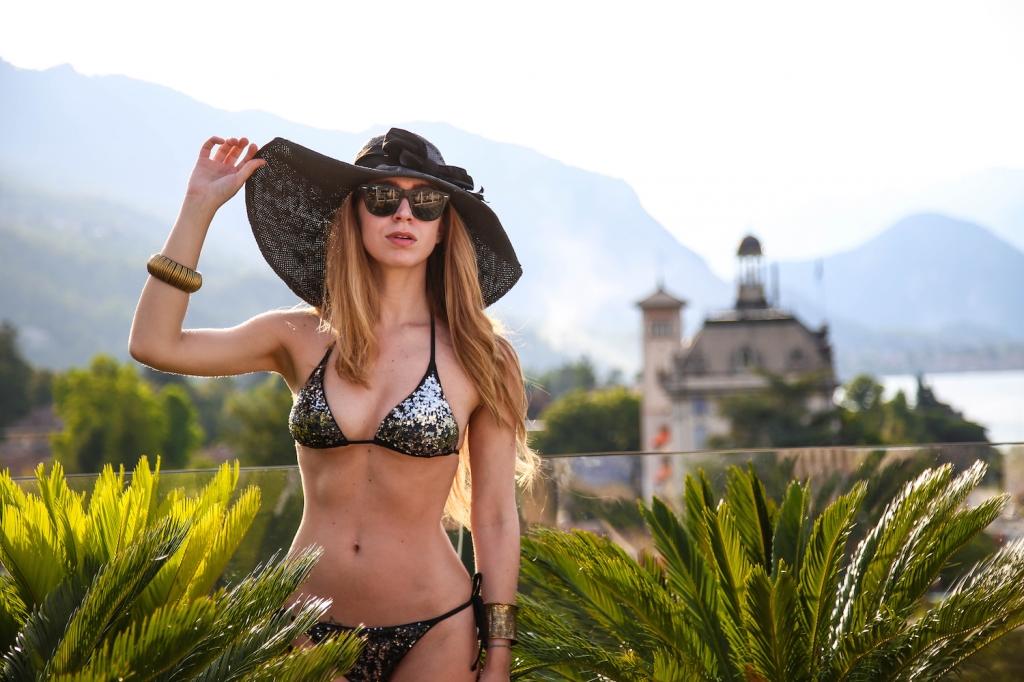 3199Goldenpoint rockyoursummer bikini