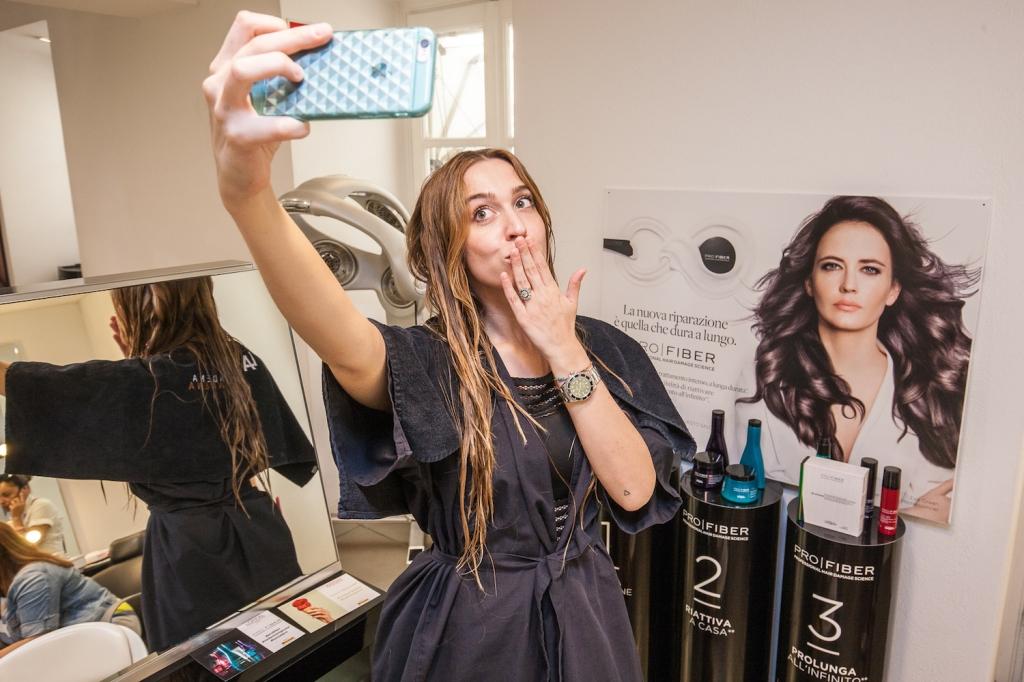 profiber la cura per capelli danneggiati