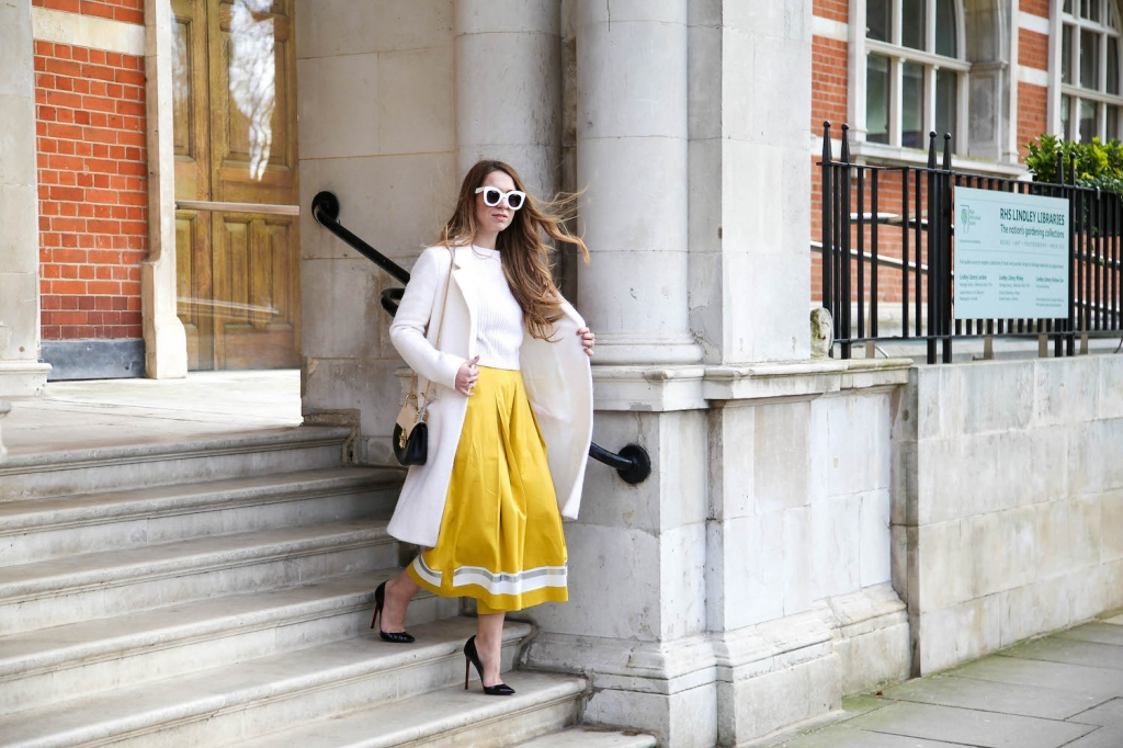 London fashion week FW16 - First Outfit copia