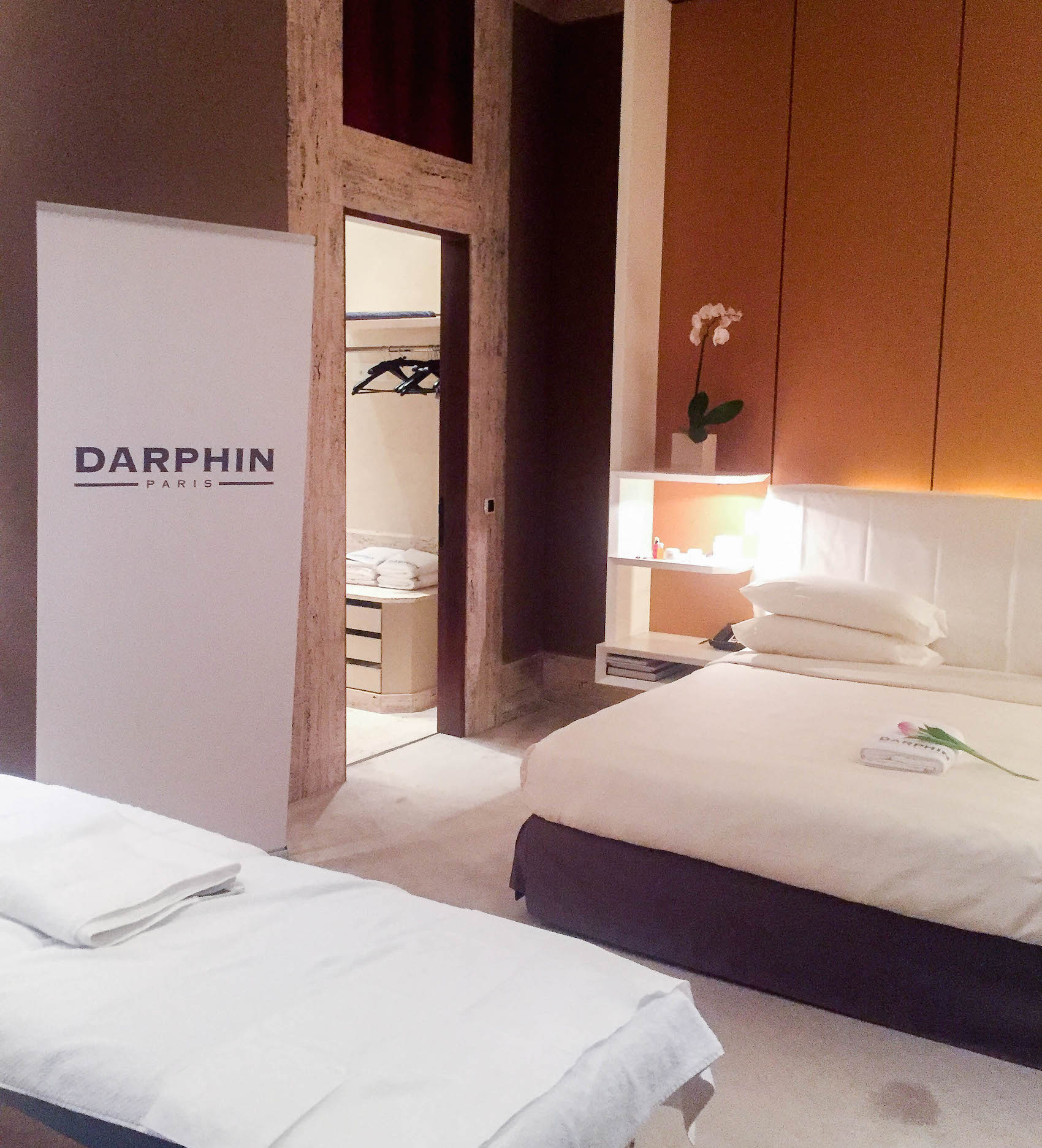 evento Darphin - Park Hyatt Milano