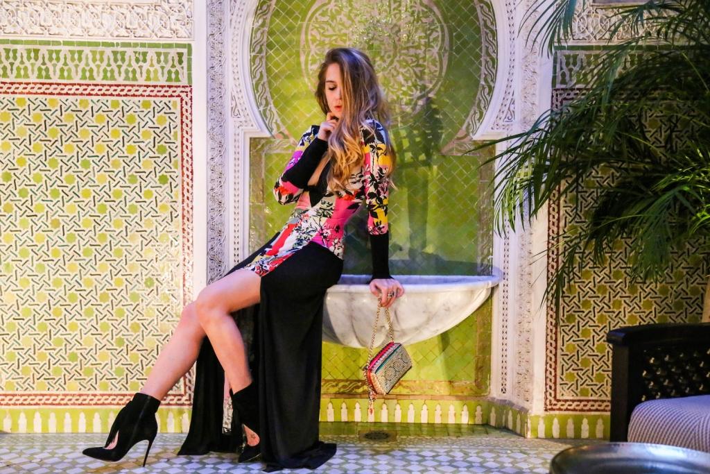 notti arabe a marrakech