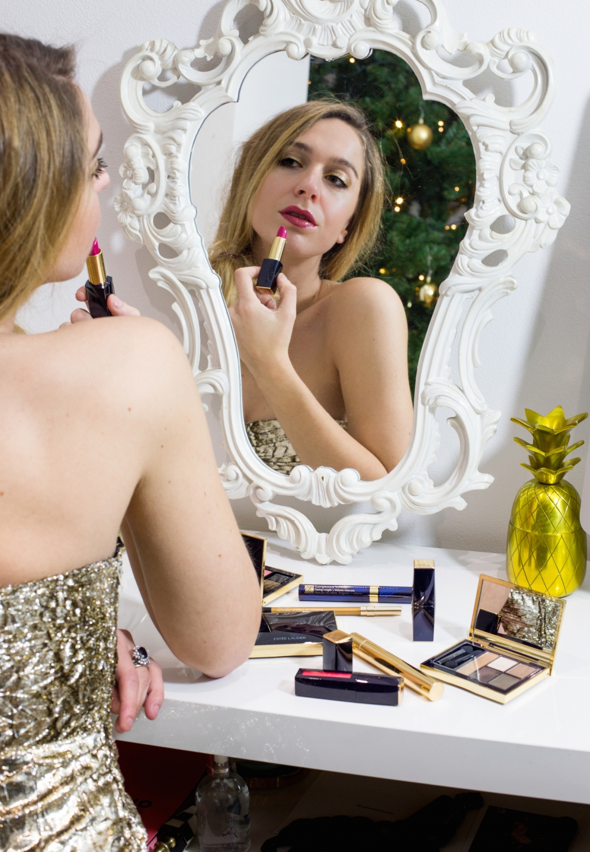 Il Makeup Natalizio di Estée Lauder