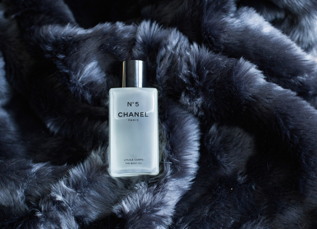Chanel n 5 L'Huile corps-2