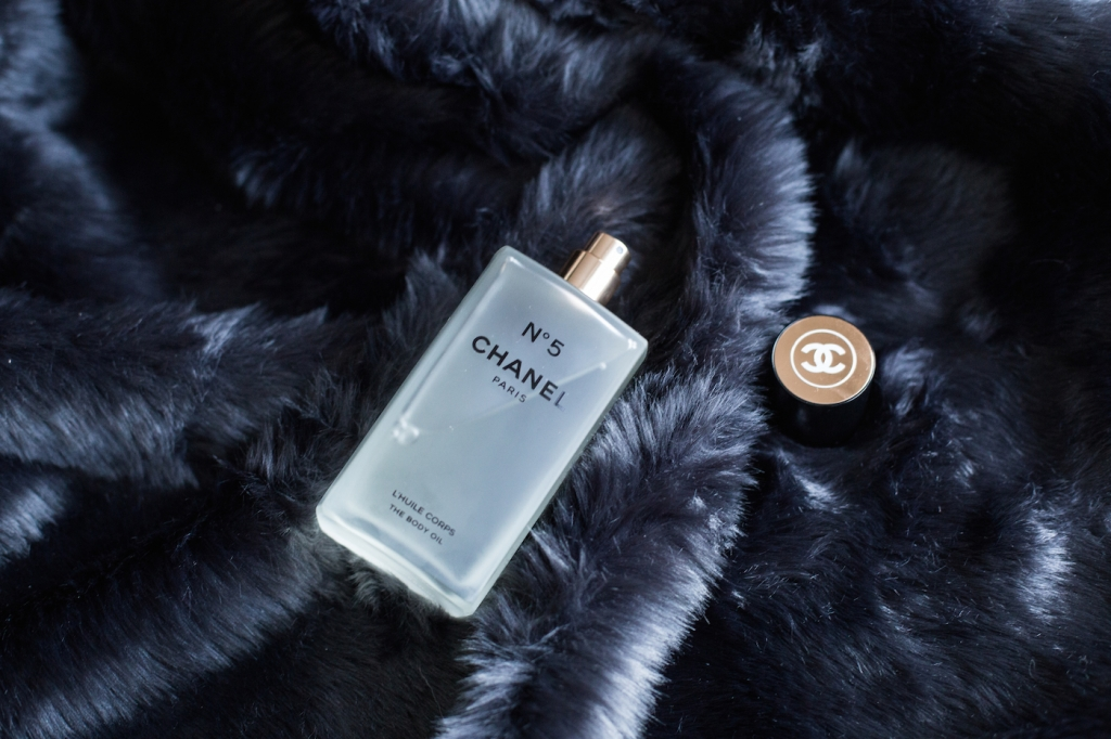 Chanel n 5 L'Huile corps-6