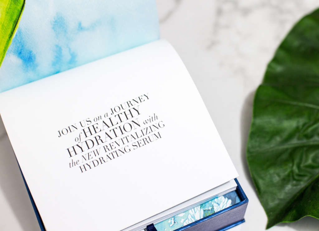 La novità La Mer: The Revitalizing Hydrating serum