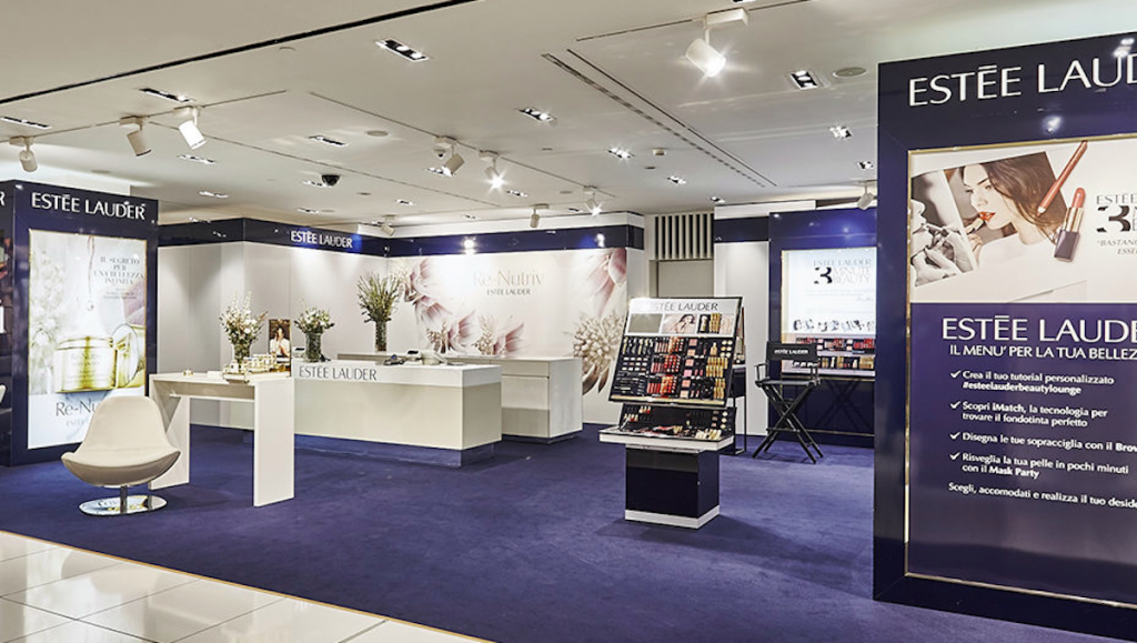 Regenerating SPA and Beauty Lounge Estée Lauder