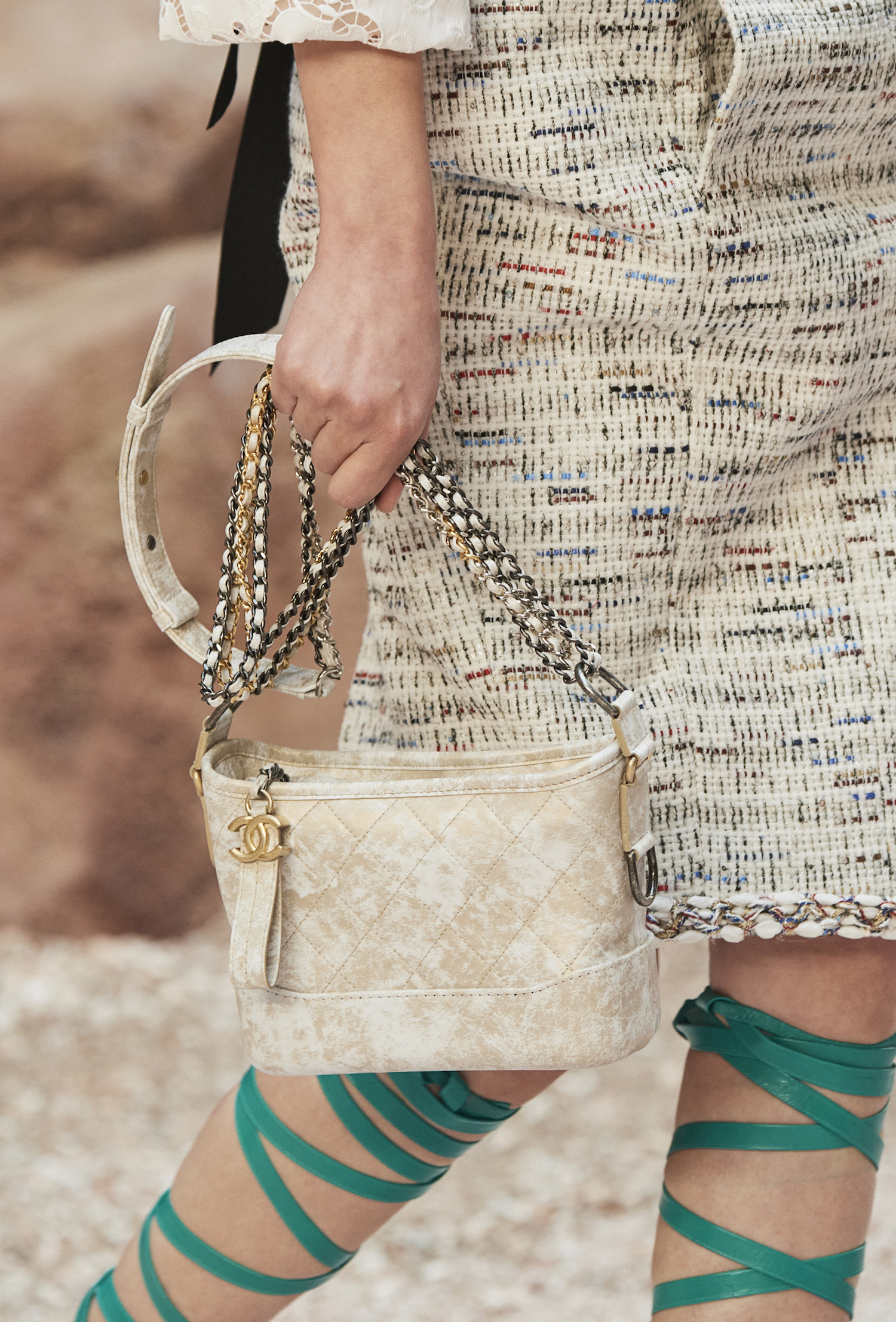 Chanel Cruise Collection, l'eleganza incontra l'antica Grecia.