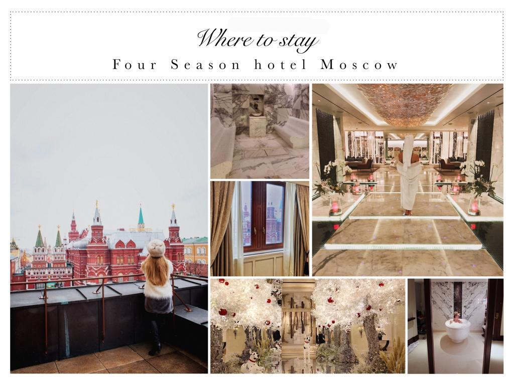 four season hotel moscow